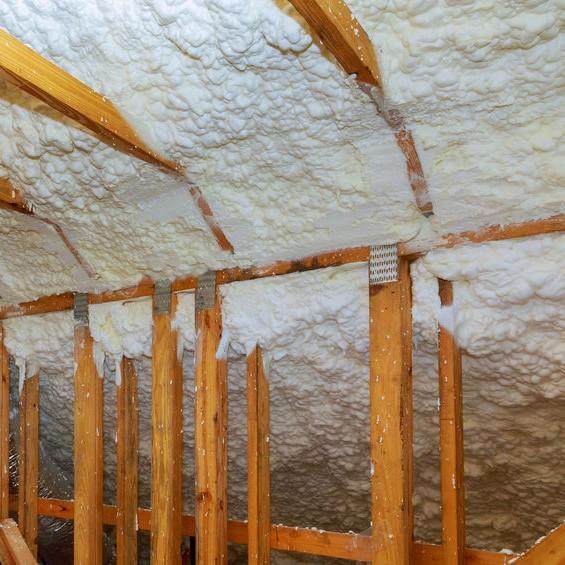 Rafter Insulation
