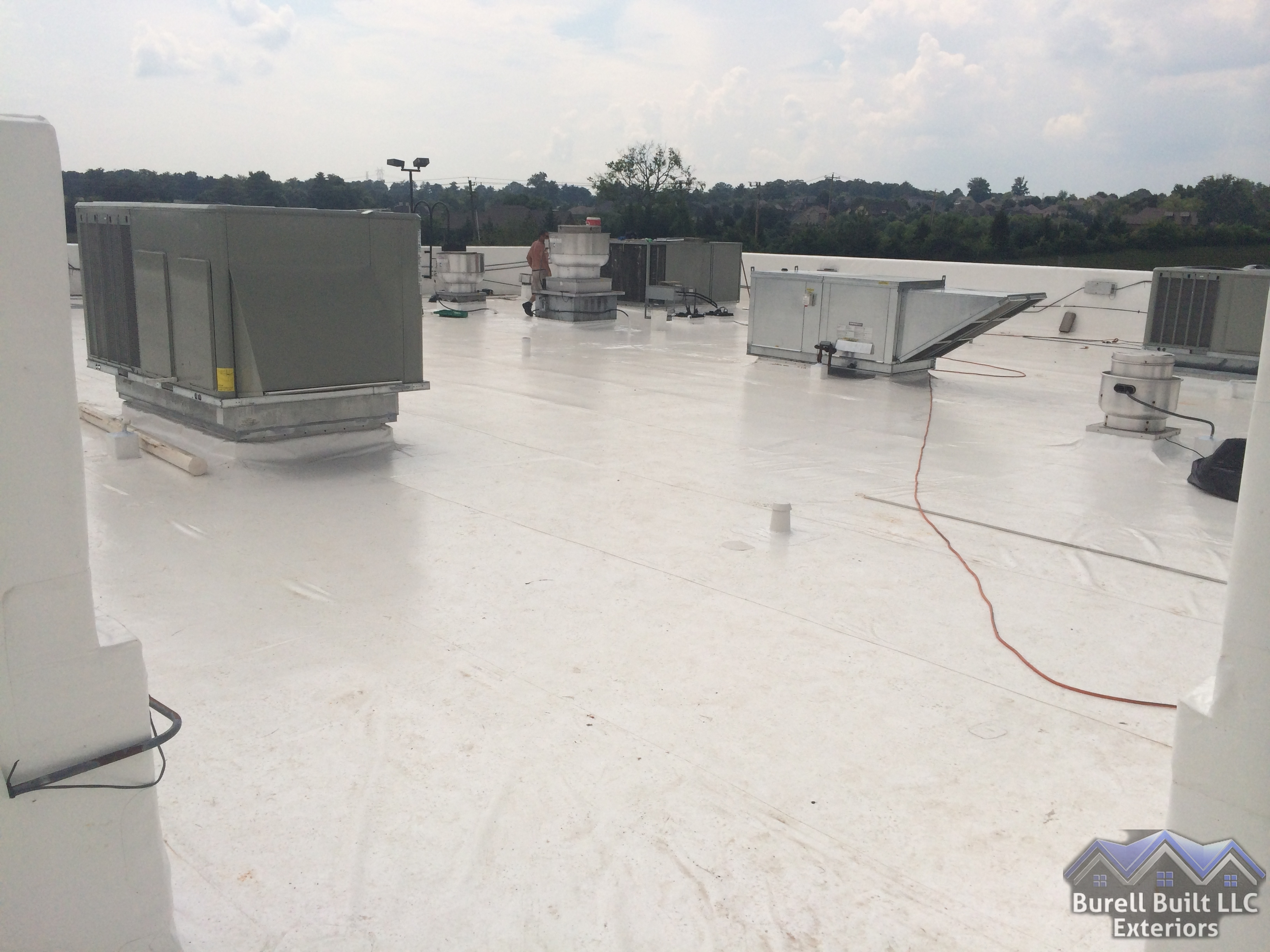 Commercial Roof Gallery Knoxville Amp Chattanooga Roof