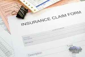 Roof Damage Insurancec Claim Form