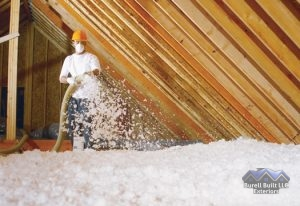 ... Winter Roof Insulation