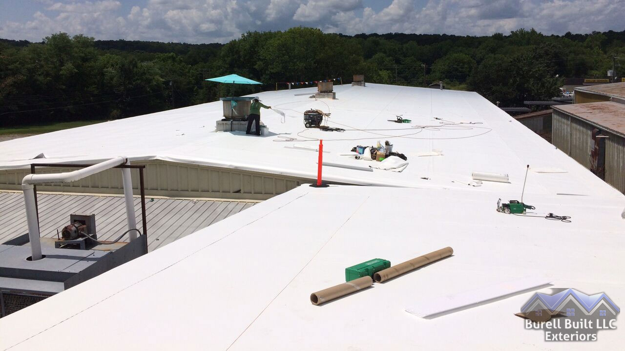 Residential Roofing in Knoxville and Chattanooga